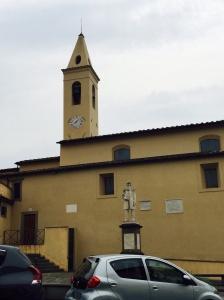 Settignano Church