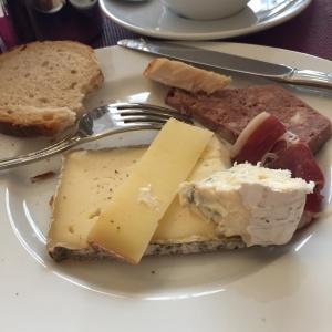 Breakfast of Parisians