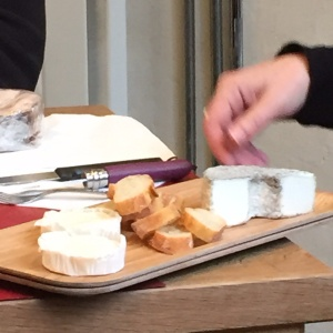 The Goat Cheeses