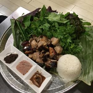 Bagoong-Brined Lechon Liempo
